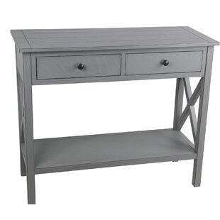 Mcfadden 2 Drawer Console Table