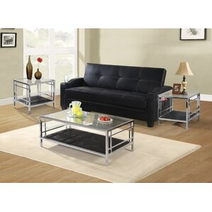 grey coffee table sets | wayfair