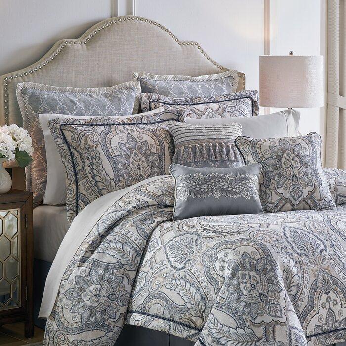 Seren 4 Piece Comforter Set