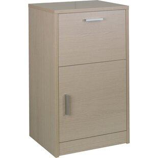 Una 1 Door Storage Cabinet by Latitude Run