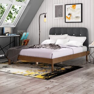 Boone Upholstered Platform Bed by Trule Teen No Copoun