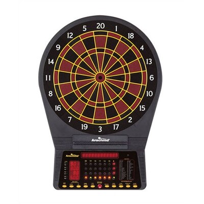 Cricket Pro Electronic Dart Board 750 Arachnid