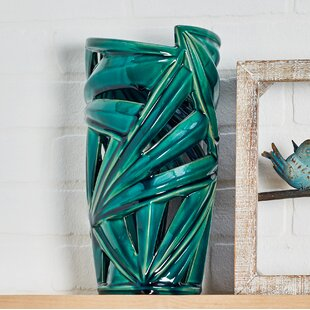 Covington Modern Pierced Table Vase