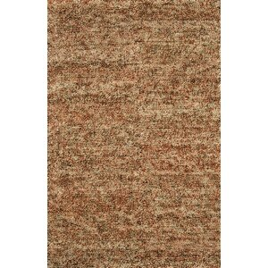 Eyeball Brown Area Rug