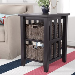 Best Westlock End Table By Beachcrest Home