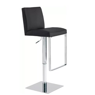 Castiel Adjustable Height Swivel Bar Stool