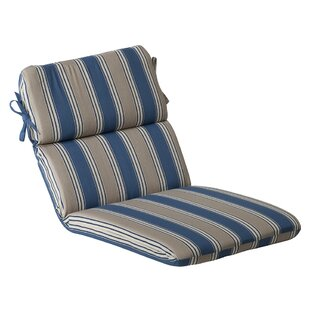 Indoor/Outdoor Lounge Chair Cushion by Pillow Perfect
