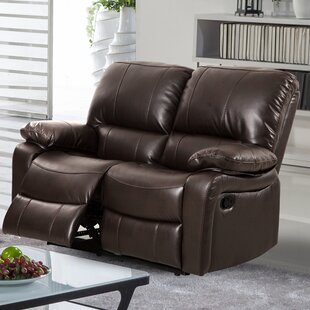Low priced Barkley Reclining Loveseat by Winston Porter Reviews (2019) & Buyer's Guide