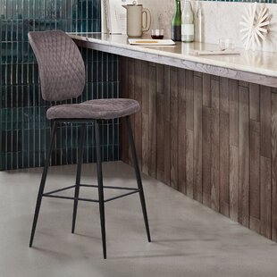 Claribel 26 Bar Stool Williston Forge