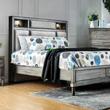 Julia Standard Configurable Bedroom Set by Everly Quinn
