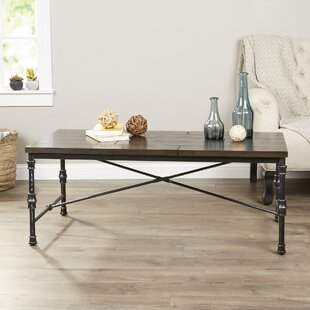 Find the perfect Sandrine Coffee Table by Williston Forge