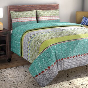Rushing Embellished Duvet Cover Set