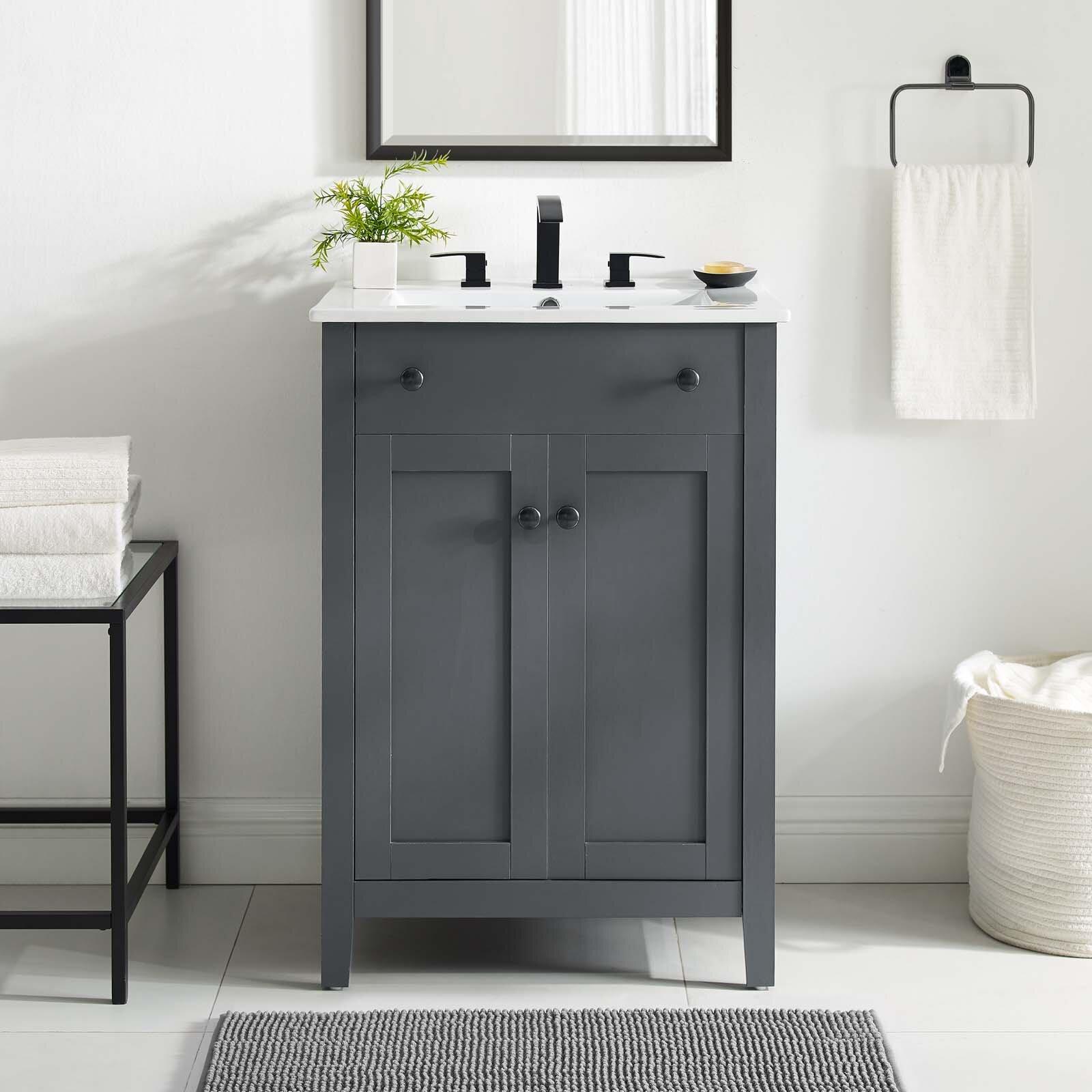 24 Inch Bathroom Vanities Wayfair