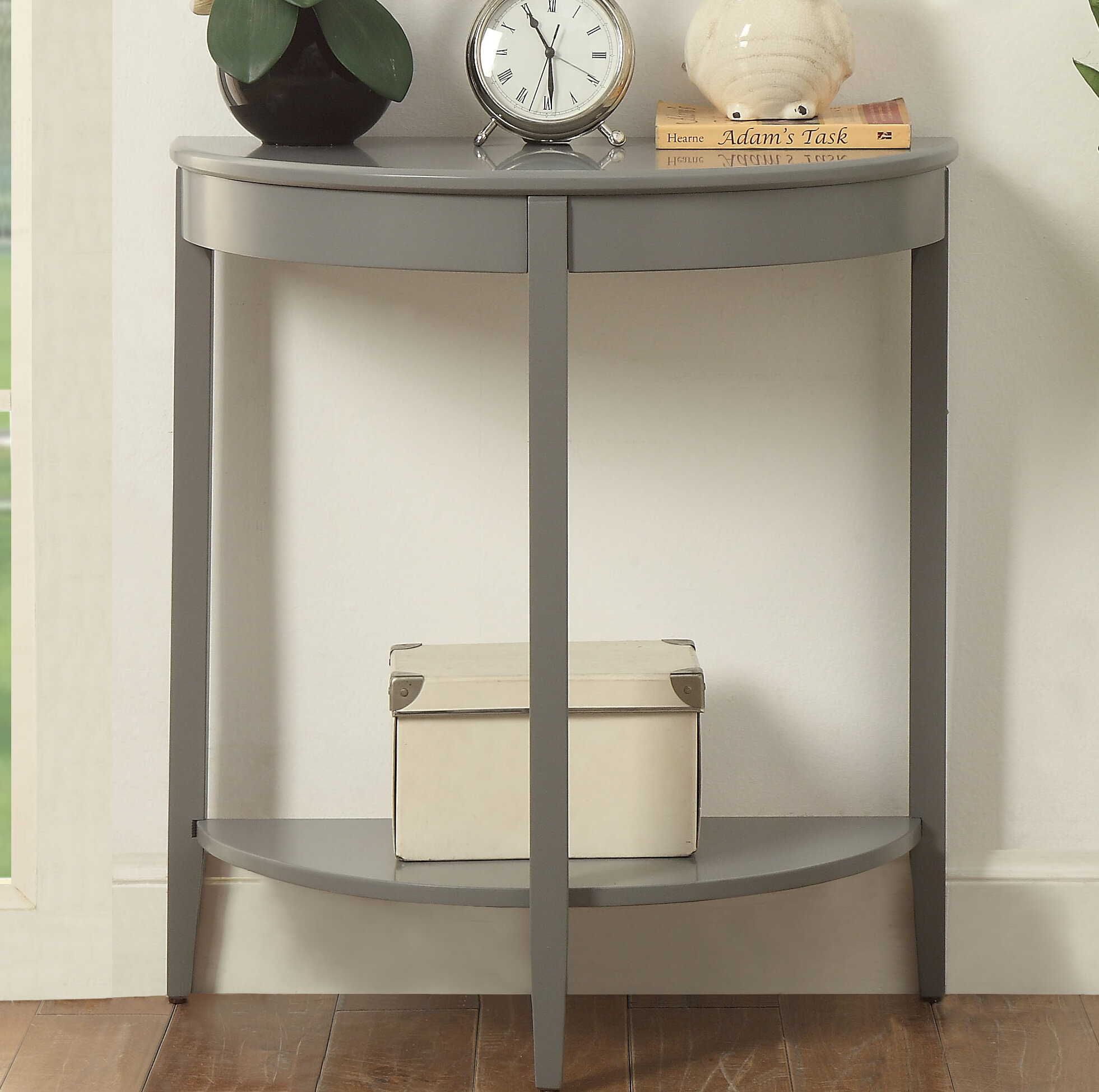 "Ebern Designs Bluffdale 26"" Console Table"