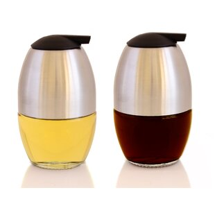 Oil and Vinegar Cruet Set