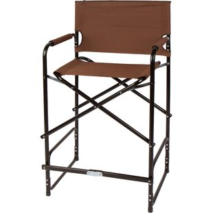 Buntingford Steel Folding Director Chair