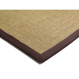 Matias Chocolate Area Rug by Longweave