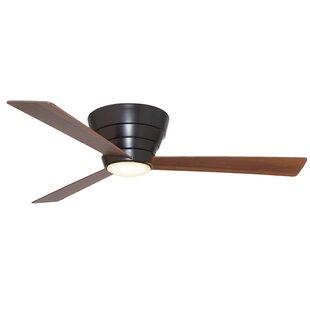 flush mount ceiling fans you ll love wayfair