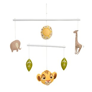 Lion King Ceiling Mobile