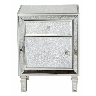 Juliann 1 Drawer Accent Cabinet