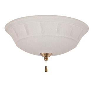 Purchase 3-Light Bowl Ceiling Fan Light Kit By Darby Home Co