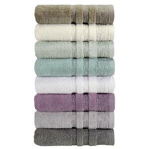 Bath Collection Bath Towel (Set of 4)