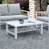 Carvalho Aluminum Coffee Table