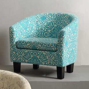 Order Lanoue Barrel Chair by Bungalow Rose Reviews (2019) & Buyer's Guide