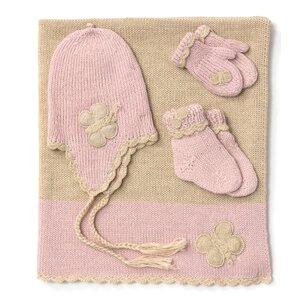 Blanket and Hat Set