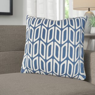 Arsdale Cotton Throw Pillow