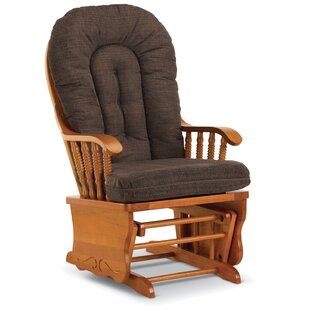 Everglade Wooden Rocker Glider
