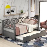 Climax Twin Daybed with Trundle by Longshore Tides
