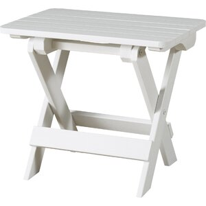 Amiya Folding Adirondack Side Table