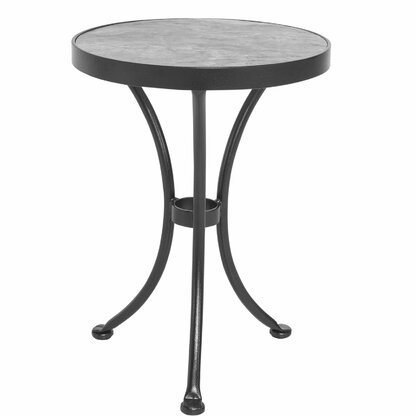 Monterra Wrought Iron Side Table