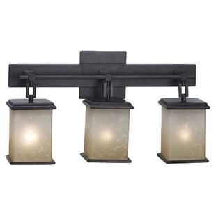 Affordable Plateau 3-Light Vanity Light By Wildon Home ®