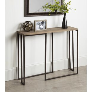 Comparison Price Small Slim Console Table By Union Rustic