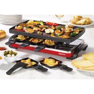 Raclette 17 Piece Grill Set