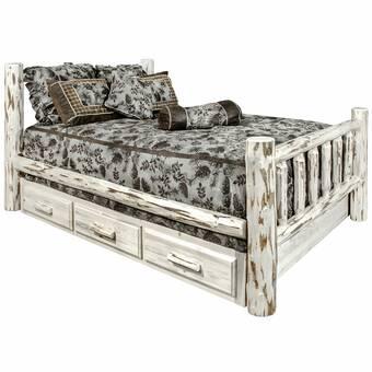 House Of Hampton Mcdermott Tufted Upholstered Standard Bed Wayfair