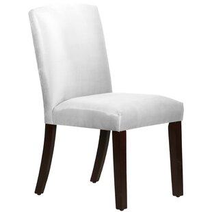 Nadia Upholstered Parsons Chair by Wayfair Custom Upholstery