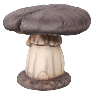 Massive Mystic Mushroom Garden Patio Chair