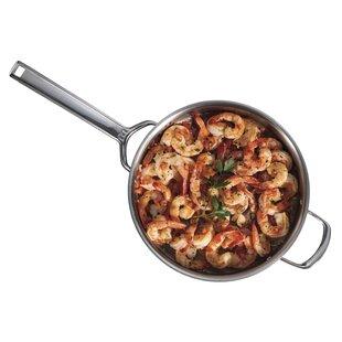 3.5 qt.Saute Pan with Lid