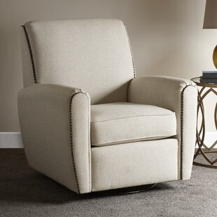 Sara Swivel Glider Charlton Home