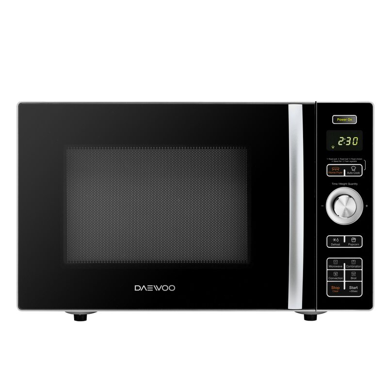 Microwave And Toaster Combination Oven Stainless Steel