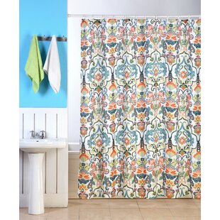 Emery Single Shower Curtain