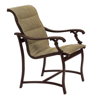 Ravello Patio Dining Chair With Cushion by Tropitone Reviews