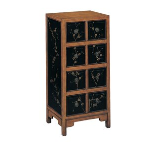 Reviews 4 Drawer Tall Accent Chest ByStein World