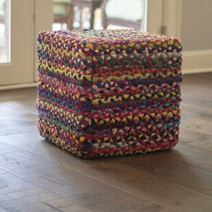 Peaslee Cubical Pouf by World Menagerie