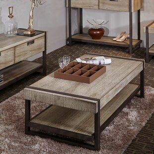 Dominey Coffee Table by Gracie Oaks