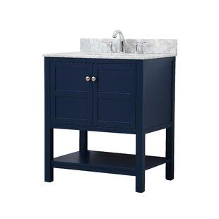 Wayfair 30 Inch Blue Bathroom Vanities You Ll Love In 2021