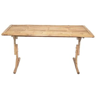 Solid Wood Dining Table Bamboo54